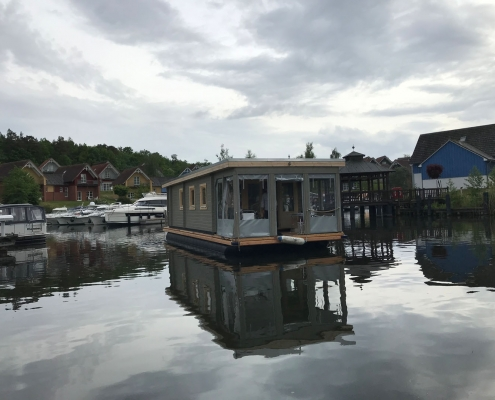 """Hausboot """"Clearwater 3"""""""